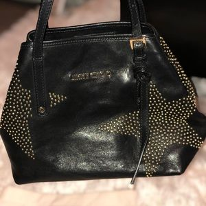 JIMMY CHOO Star Studded Tote Bag, Small